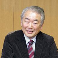 学長 篠塚 徹