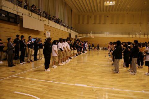 なんと部員1名が北海道代表に選ばれました