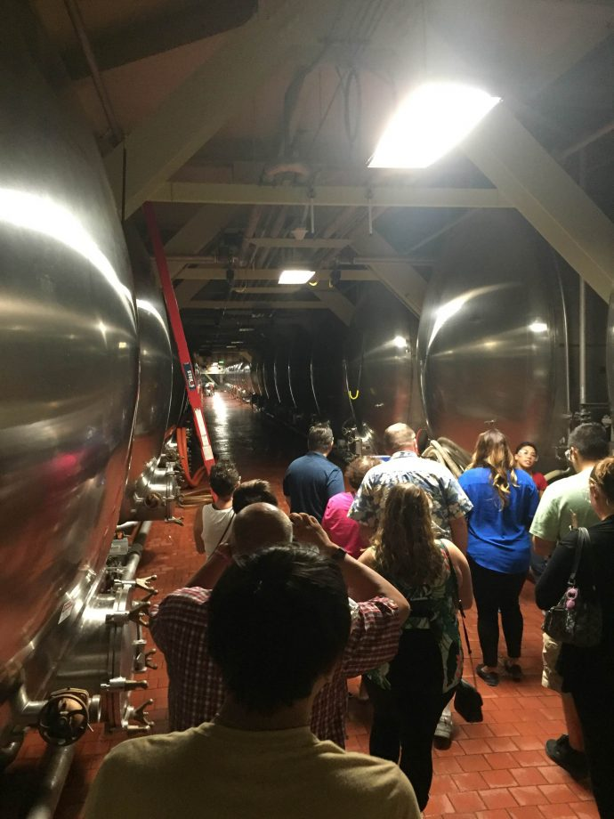 【画像】地元のビール工場へ視察に行きました
