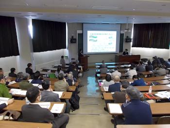 高濱研究主任の講演
