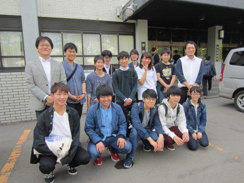 北海道大学OEC先生方と