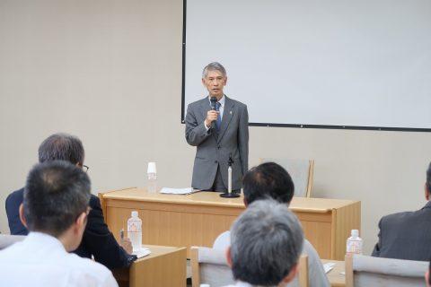 福田理事長の基調講演