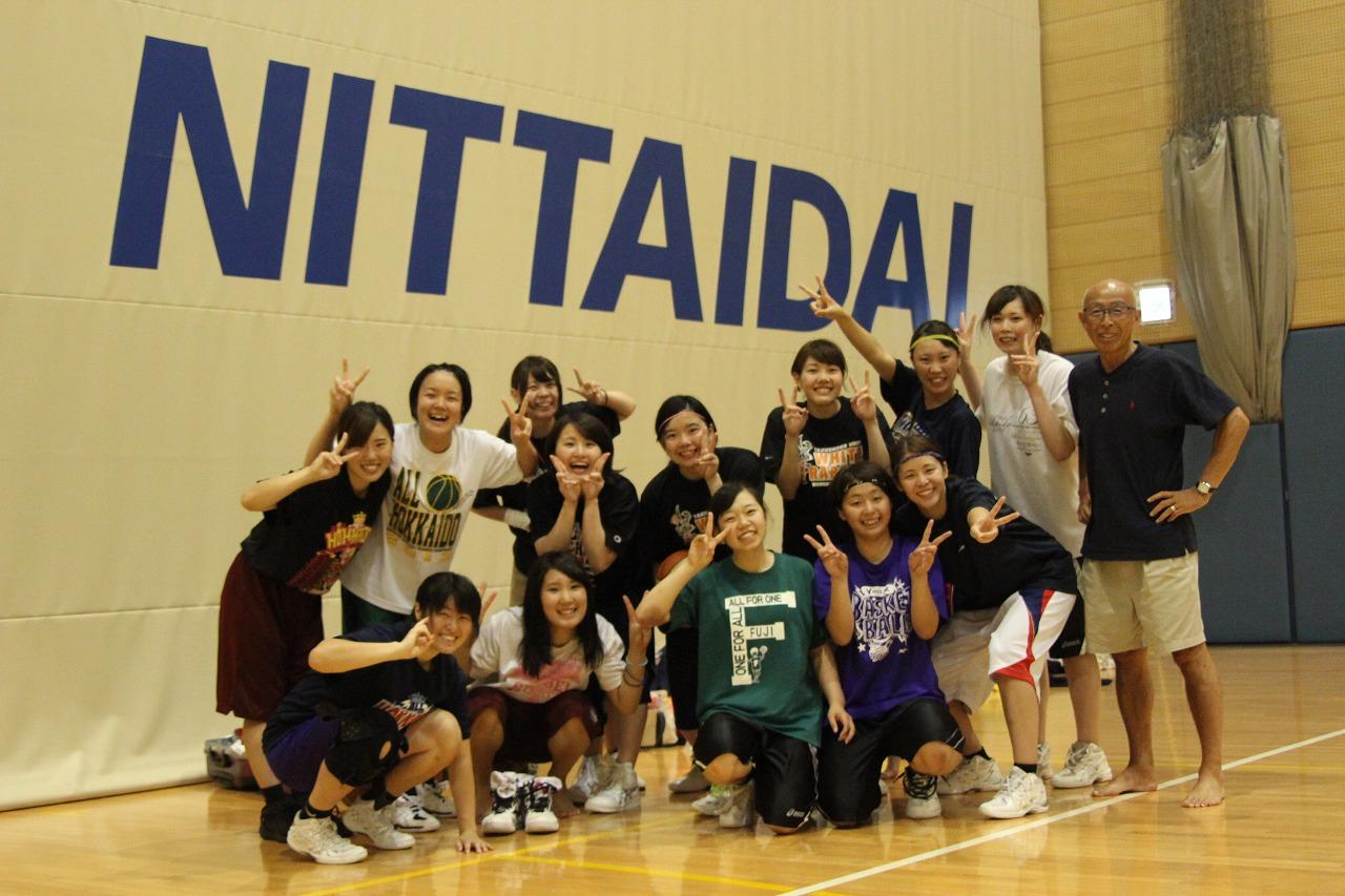 女子バスケットボール部 全国私立短期大学体育大会 ベスト8 | 拓殖 ...